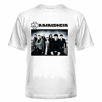 Футболка с группой Rammstein