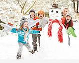 Снежный бластер (снежкомет, снежный пистолет) SnowBalls Gun для детей от 6 лет, фото 7