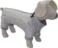 ЛОРИ Комбинезон для собак Флис 0 25*40см (той-терьер)