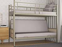 """Кровать двухъярусная для троих """"Афина+"""" 90*200, фото 1"""