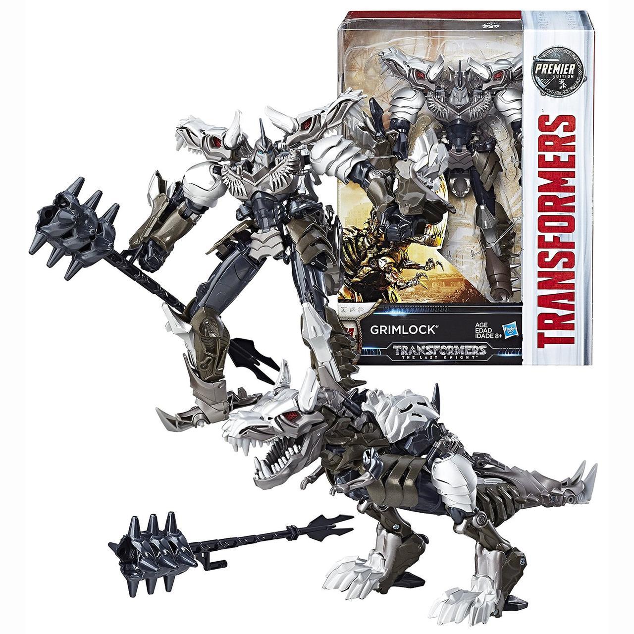 Трансформеры 5: Вояджер Трансформер Хасбро Вояджер Гримлок Transformers Grimlock Hasbro C1333 Voyager Динобот