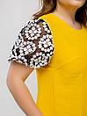 Плаття літнє великого розміру Селеста (2 кольори), фото 8