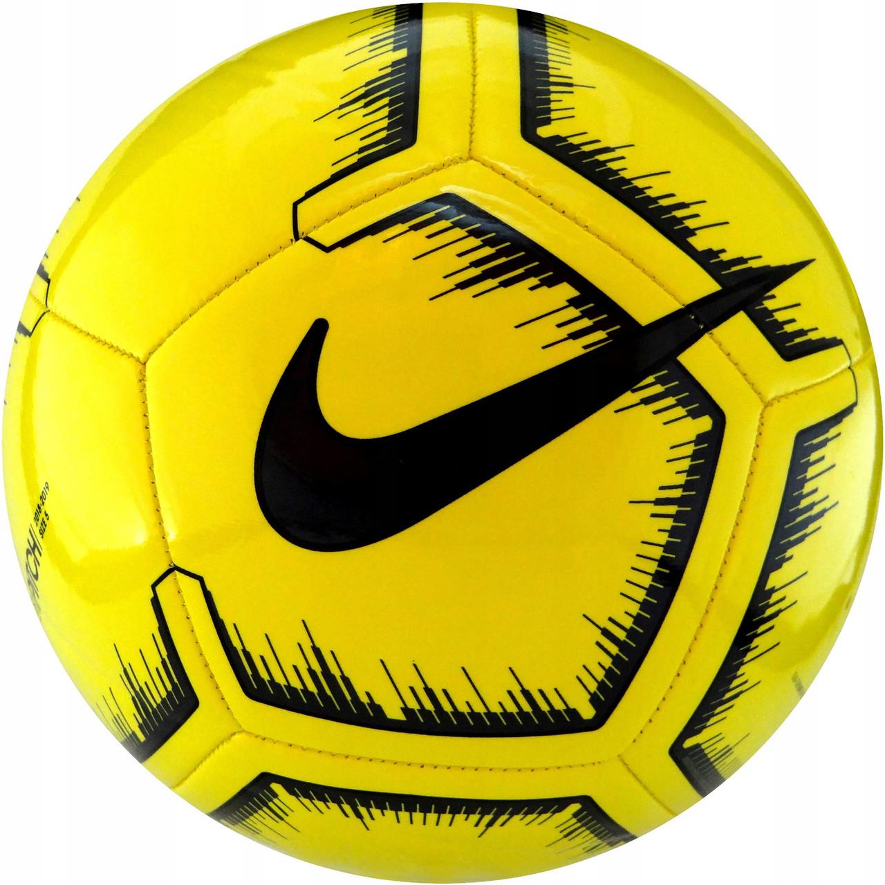 Мяч футбольный Nike Pitch SC3316-731 размер 5