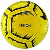 Мяч футбольный Nike Pitch SC3316-731 размер 5, фото 7