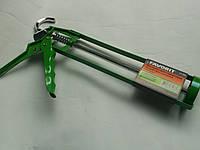 Пистолет для герметика FAVORIT скелетный, металлический, усиленный