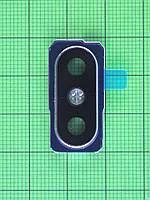 Декор камеры Xiaomi Mi Mix 2S серебристый Оригинал #560360001033