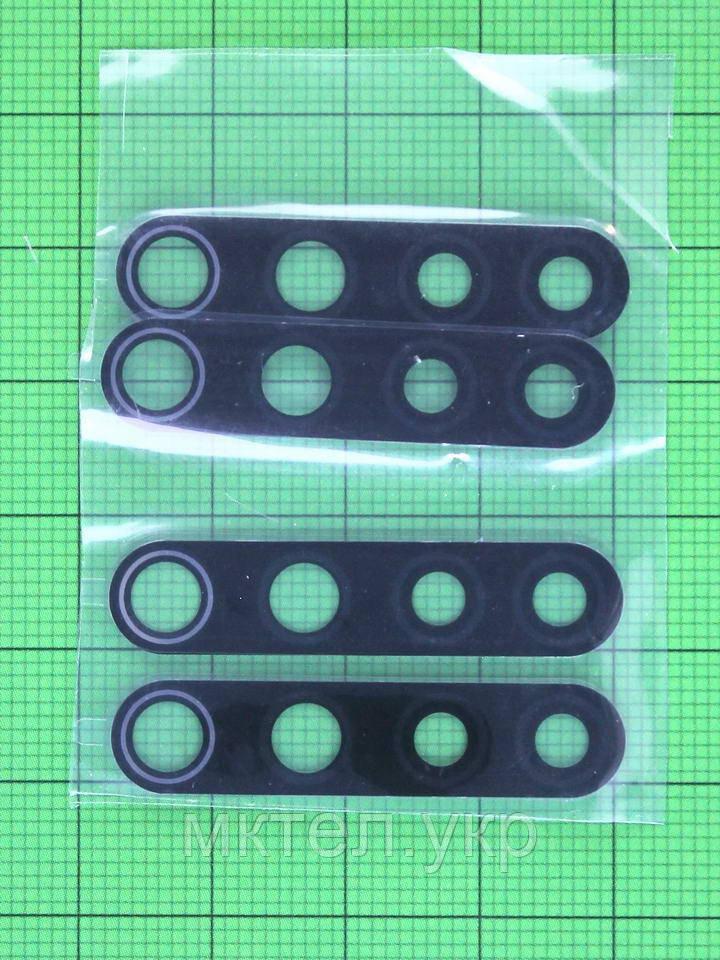 Стекло камеры Xiaomi Redmi Note 8 черный Оригинал #380029800032