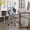 Кресло для мастера, кресло серое (СТАР НЬЮ), фото 2