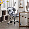 Крісло для майстра, крісло сіре (НЬЮ СТАР), фото 2