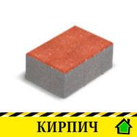 """Тротуарная плитка """"Кирпич"""", 200*100, 80мм"""