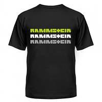 Футболка с Rammstein