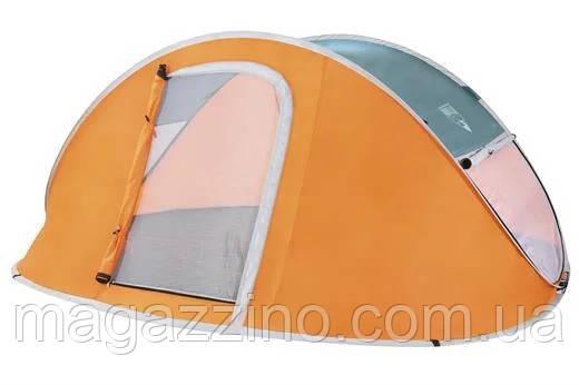 Палатка четырехместная, Bestway Nucamp, 240 x 210 x 100 см.