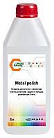 Полироль для металла с эффектами очистка антистатик защита от пальцев дезинфекция блеск 1 л