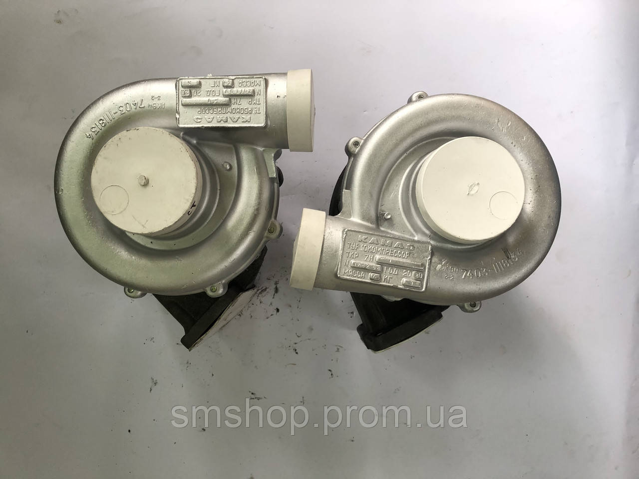 Турбокомпрессор (турбина) ТКР-7Н