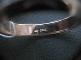 Обручальное кольцо 2.35 грамма 20 размер Золото 585 пробы, фото 8