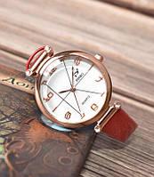 Наручные часы женские Polaris red