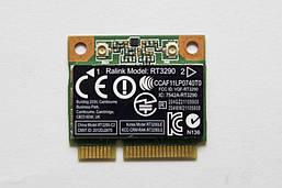 Wi-fi+BT модуль HalfSize Mini pcie для HP! Ralink RT3290 (690020-001, 689215-001) 802.11 b,g,n 150Mbps