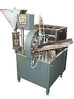 Оборудование для фасовки в алюминиевые тубы
