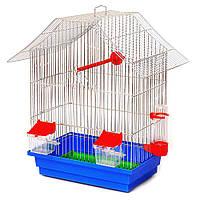 Клітка для птахів Лорі Шанхай 40 х 33 х 23 см Синя