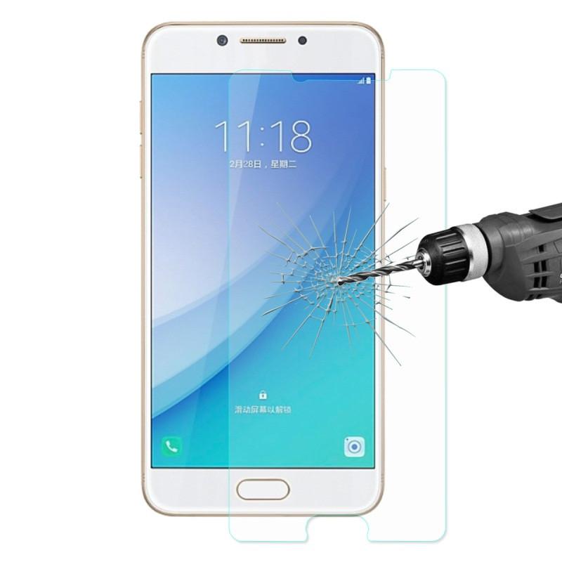 """Защитное стекло для Samsung Galaxy C5 Pro/C5010 5,2"""""""