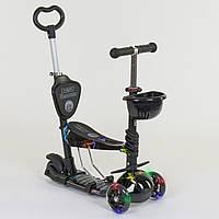 Самокат Best Scooter 5в1 35110 Абстракция, фото 1