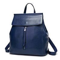 Женская сумка-рюкзак трансформер Loren blue