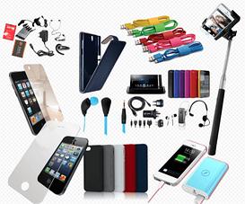 Аксессуары для мобильных телефонов и планшетов