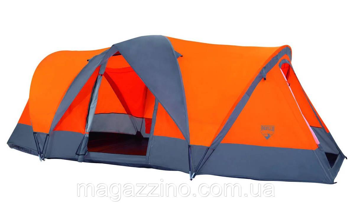 Палатка четырехместная, Bestway Traverse, 480 x 210 x 165 см.