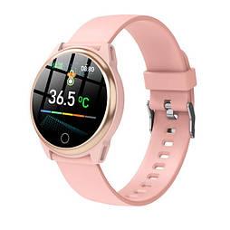 Женский фитнес-трекер smart часы браслет LIGE BW0072