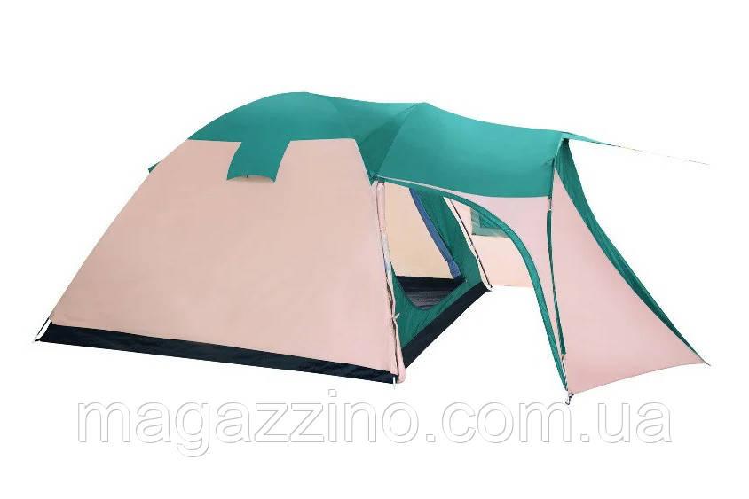 Палатка четырехместная, Bestway Hogan, 505 x 305 x 200 см.