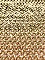 Набоечная гума Vector 570ммх380ммх6,2мм, колір бежевий