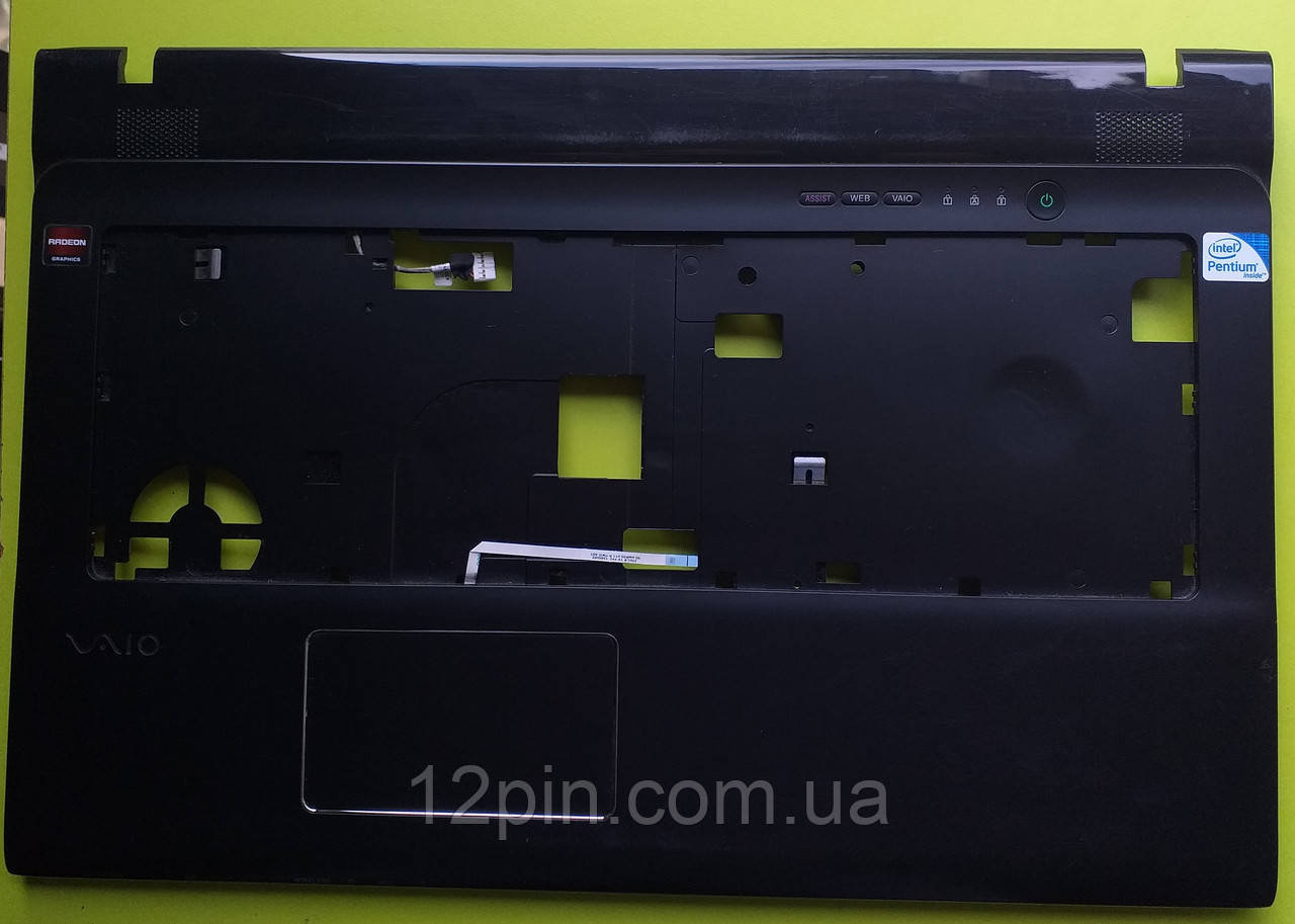 Топкейс Sony Vaio SVE171E13V б.у. оригинал