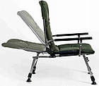 Кресло карповое M-Elektrostatyk F5R, фото 5