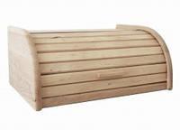Хлібниця Mazhura 40,5х20,5 см h30,5 см дерево (505648mz)