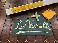 Магнитно-грифельная пленка зеленая Le Vanille 1,2 метра
