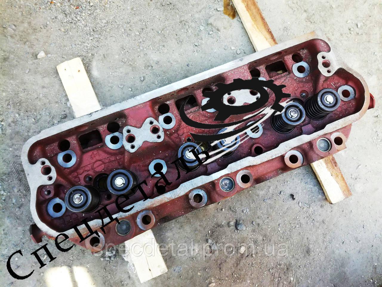 Головка блока ЯМЗ-236 старого / нового образца