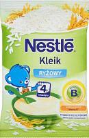 Безмолочная каша Nestle Рисовая с 4 месяцев 160 г (7613031555543)