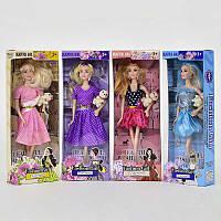 Кукла 636 К (144/2) 4 вида, 1шт в коробке