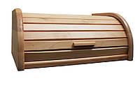 Хлібниця Mazhura 40,5х20,5 см h30,5 см дерево (502876mz)