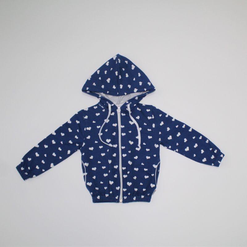 Курточка з капюшоном кулір на 1-2 роки