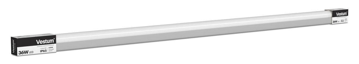 Світильник лінійний LED Vestum 1,2 м 36W 6500K 220V IP65