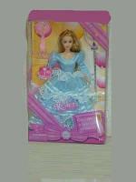 """Кукла типа """"Барби"""" в платье с аксессуарами, в коробке 30 см"""