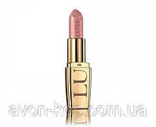 Увлажняющая губная помада LUXE AVON  Lipstick  Nude Slip - Розовая жемчужина