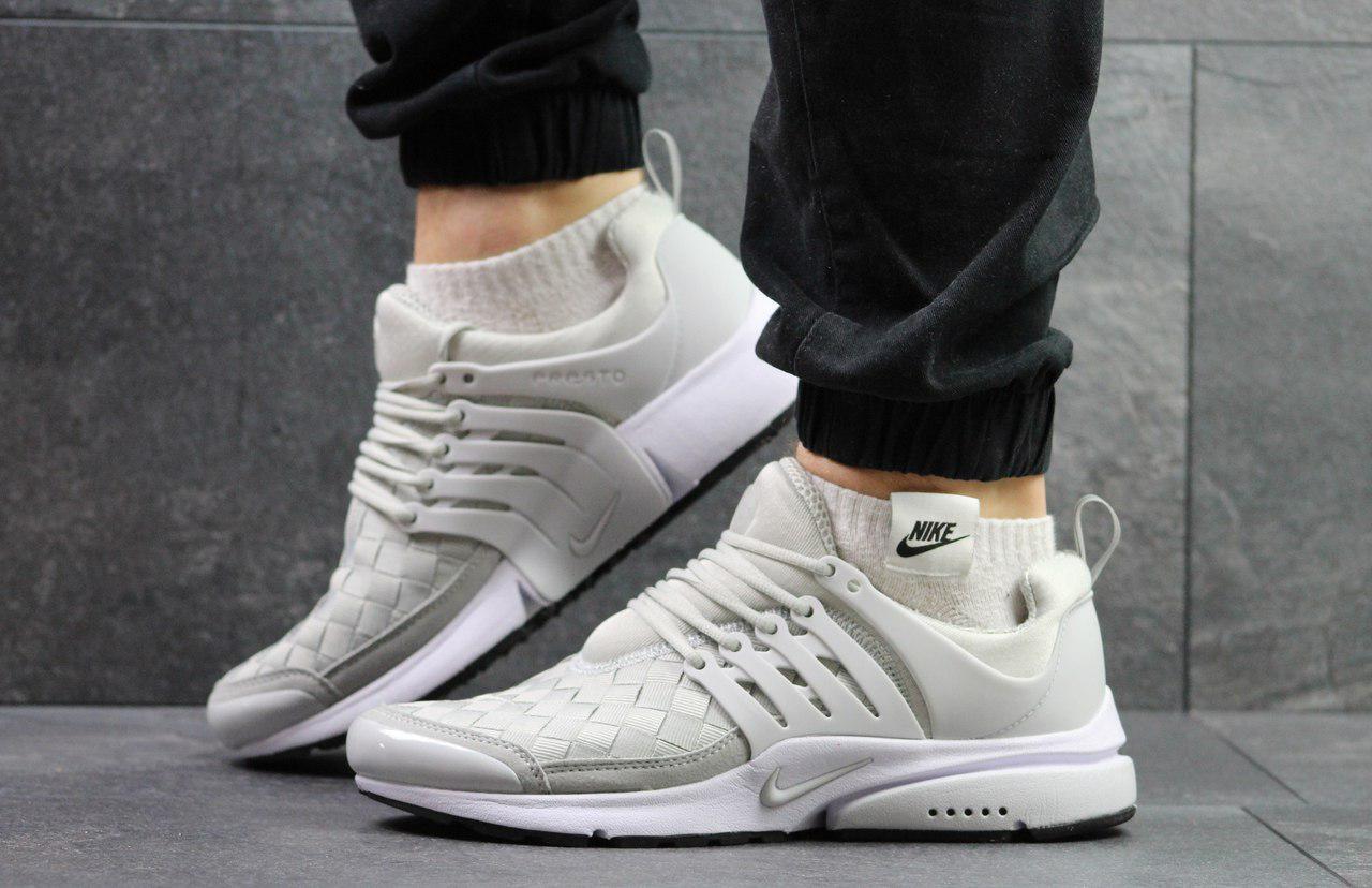 Мужские кроссовки Nike Air Grey