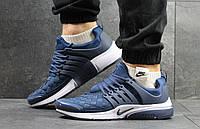 Мужские кроссовки Nike Air Blue, фото 1
