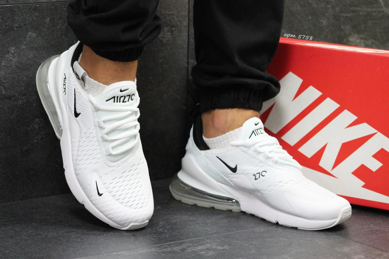 Кроссовки мужские Nike Air Max 270 White