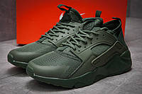 Кроссовки мужские Nike Air Huarache, хаки (12841) размеры в наличии ► [  44 (последняя пара)  ], фото 1