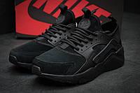 Кроссовки мужские Nike Air Huarache, черные (11595),  [  43  ], фото 1