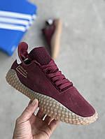 Мужские кроссовки Adidas Kamanda x CP Company малиновые. Размеры (40, 41, 42, 43, 44, 45), фото 1