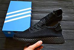 Мужские кроссовки Adidas Deerupt Runner топ реплика